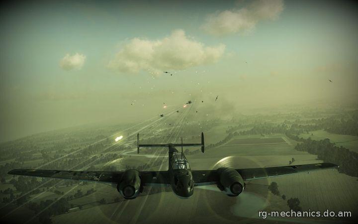 Скриншот к игре Крылатые Хищники / Wings of Prey [v 1.0.5.1] (2011) PC | RePack от R.G. Механики