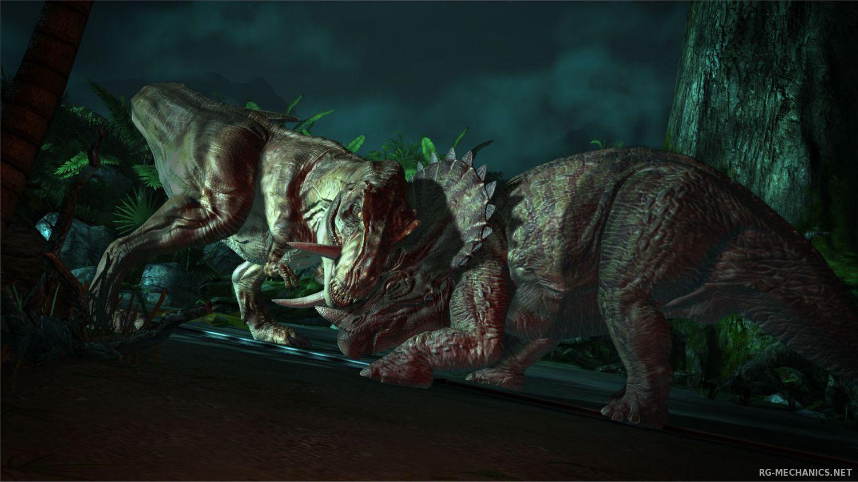 Скриншот к игре Jurassic Park: The Game (2011) PC   RePack от R.G. Механики