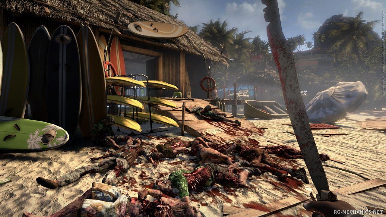 Скриншот к игре Dead Island: Dilogy (2011 - 2013) PC | RePack от R.G. Механики