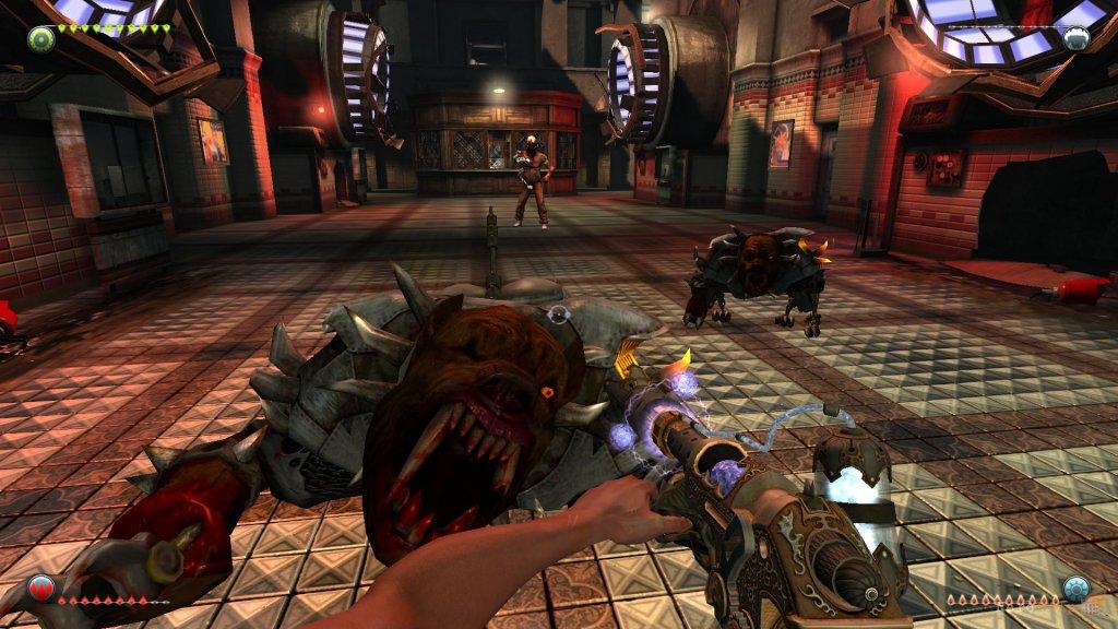 Скриншот к игре Dreamkiller: Демоны подсознания (2010) PC | RePack от R.G. Механики