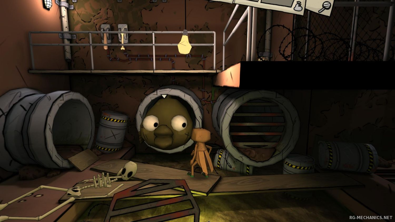 Скриншот к игре Journey of a Roach (2013) PC | RePack от R.G. Механики