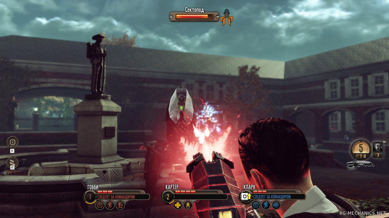 Скриншот к игре The Bureau: XCOM Declassified (2013) РС | RePack от R.G. Механики