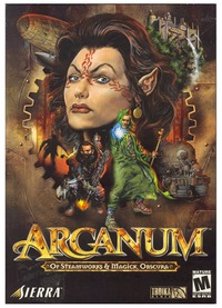 Arcanum: Of Steamworks and Magick Obscura (2001)