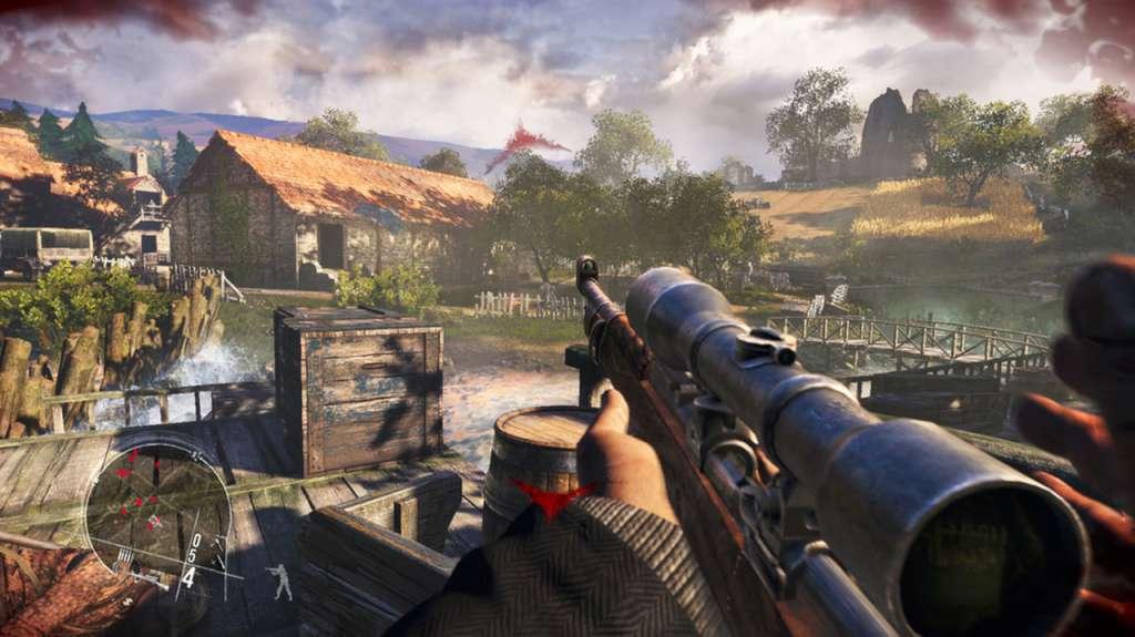 Скриншот к игре Enemy Front [Update 3] (2014) PC | RePack от R.G. Механики