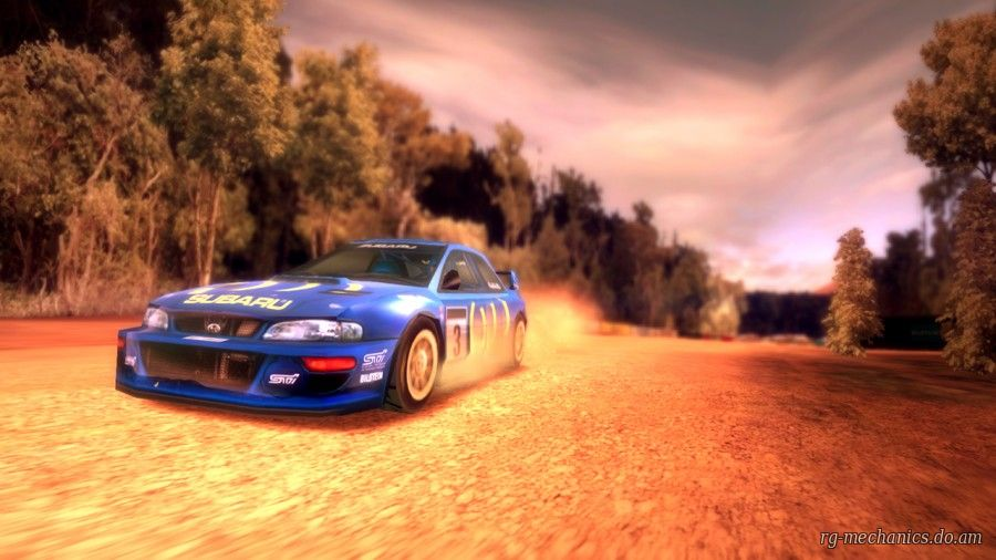 Скриншот к игре Colin McRae Rally Remastered (2014) PC | RePack от R.G. Механики