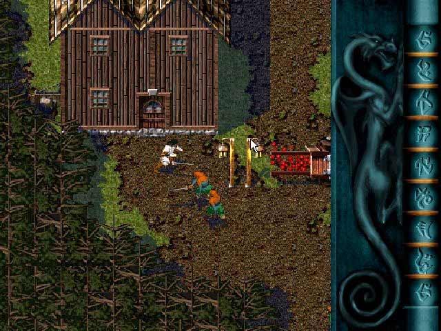Скриншот к игре Legacy of Kain: Anthology (1997-2003) PC   Repack от R.G. Механики
