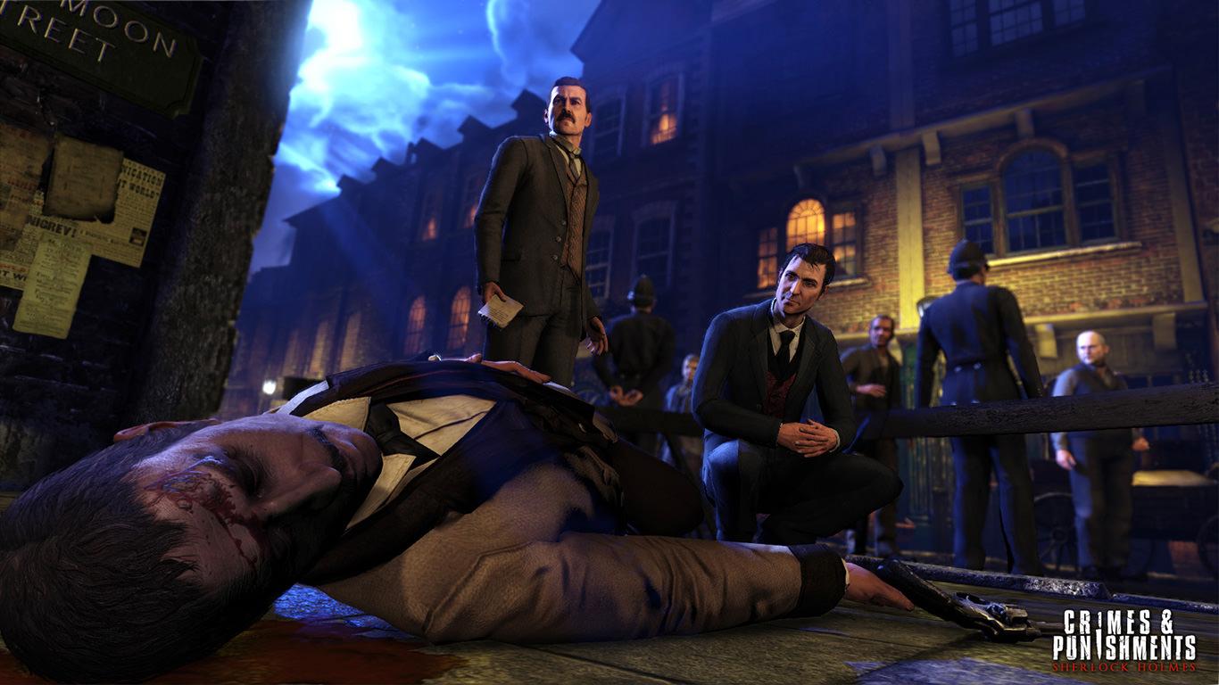 Скриншот к игре Sherlock Holmes: Crimes and Punishments (2014) PC | RePack от R.G. Механики