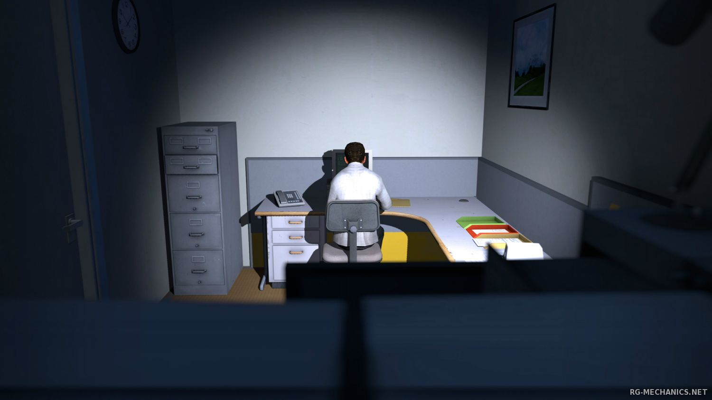 Скриншот к игре The Stanley Parable (2013) PC | RePack от R.G. Механики