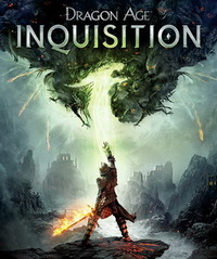 Обложка к игре Dragon Age: Inquisition - Digital Deluxe Edition [1.12 (Update 12)] (2014)