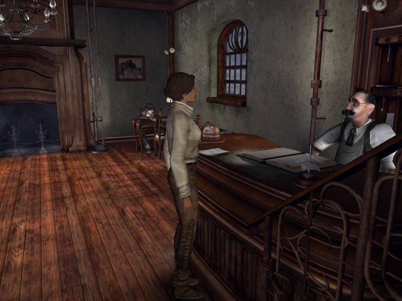 Скриншот к игре Сибирь - Антология / Syberia - Anthology (2002-2004) PC | RePack от R.G. Механики