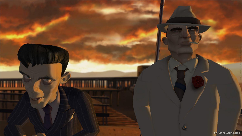 Скриншот к игре 1954 Alcatraz (2014) PC | RePack от R.G. Механики
