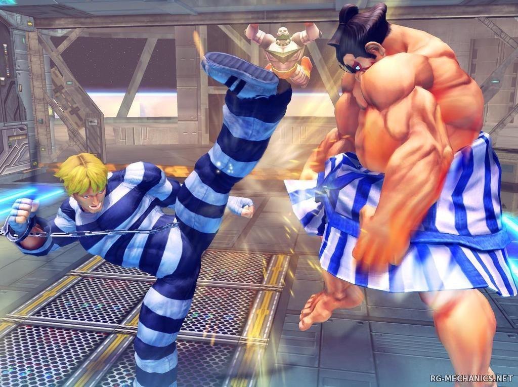Скриншот к игре Ultra Street Fighter IV [Update 5] (2014) PC | RePack от R.G. Механики