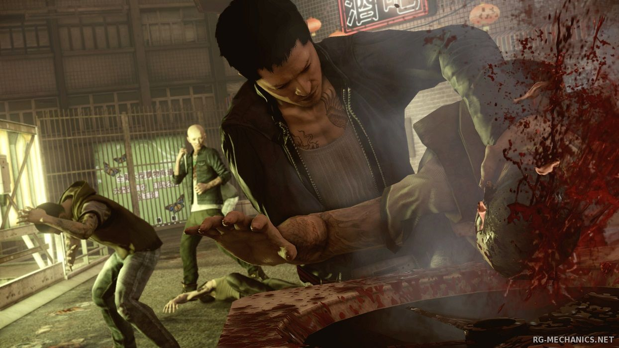 Скриншот к игре Sleeping Dogs: Definitive Edition [Update 1] (2014) PC | RePack от R.G. Механики