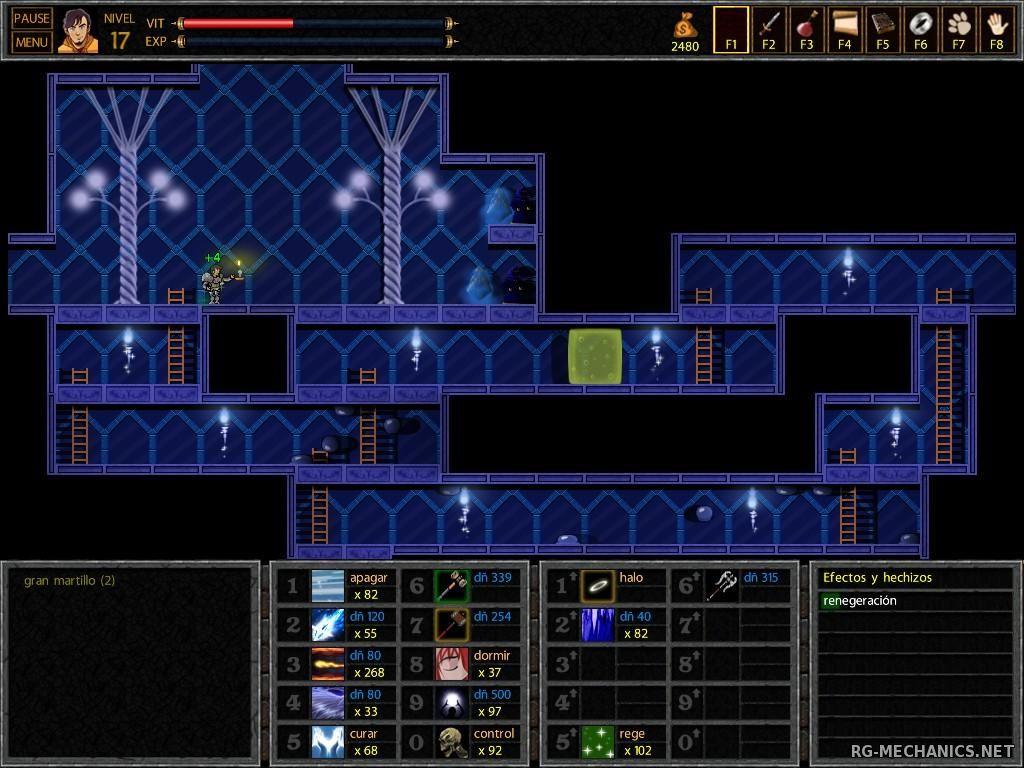 Скриншот к игре UnEpic [v 1.50.5] (2011-2014) PC | RePack от R.G. Механики