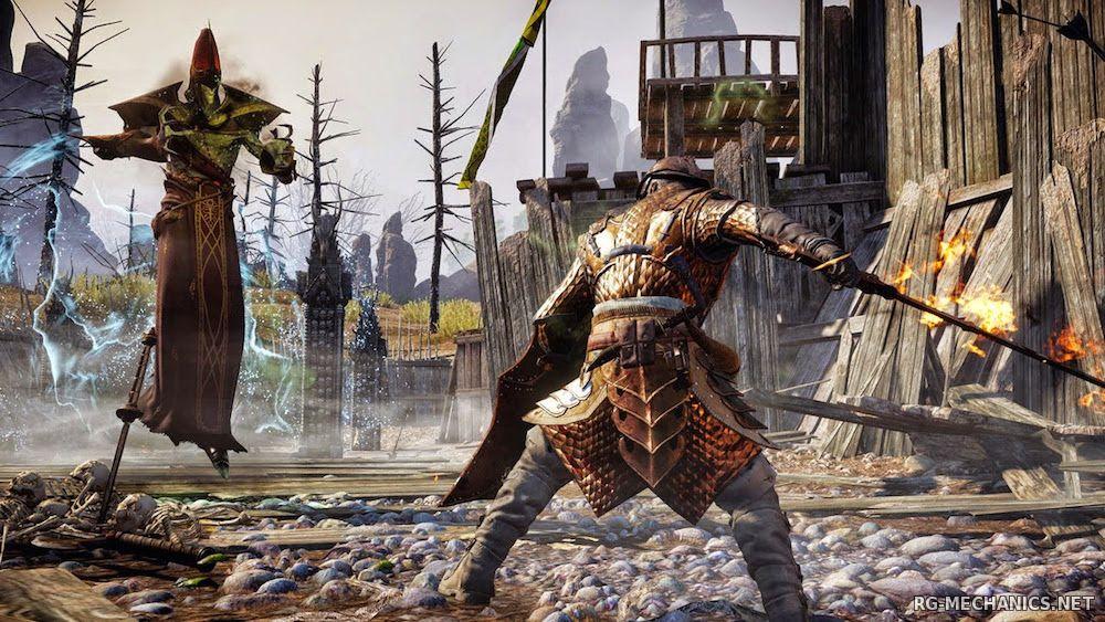Скриншот к игре Dragon Age: Inquisition [Update 2.5] (2014) PC
