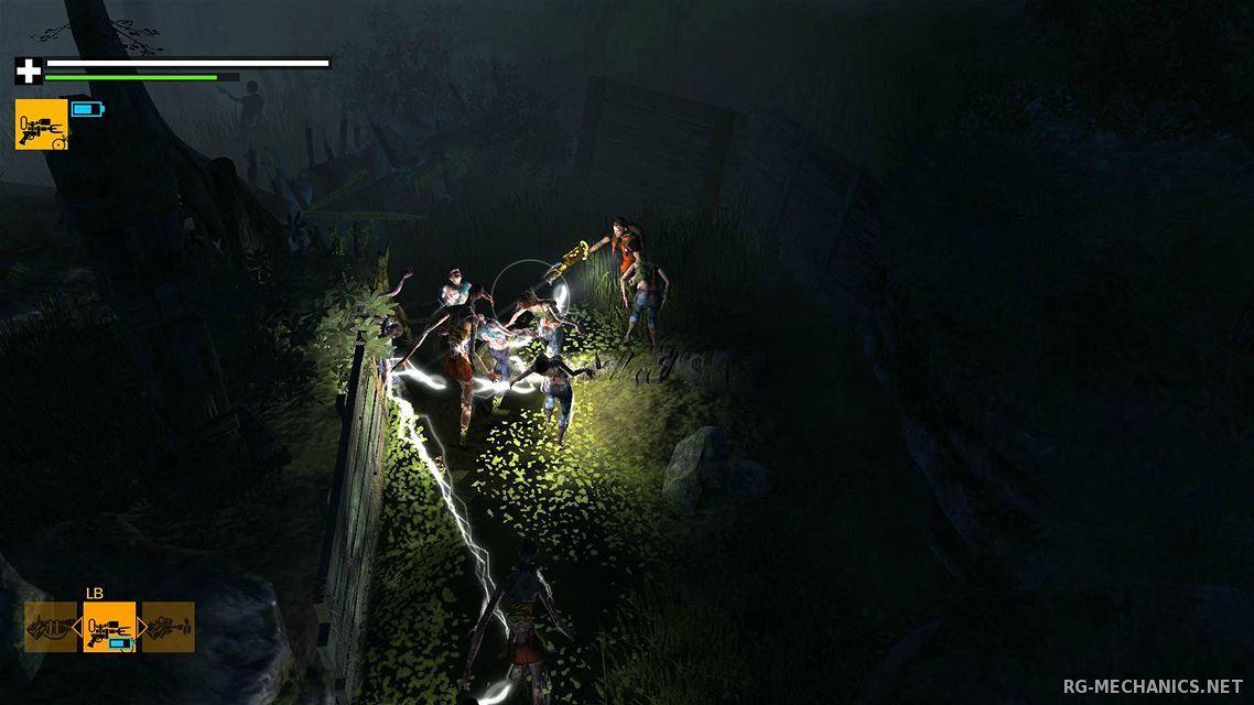 Скриншот к игре How To Survive: Storm Warning Edition (2013) PC | RePack от R.G. Механики