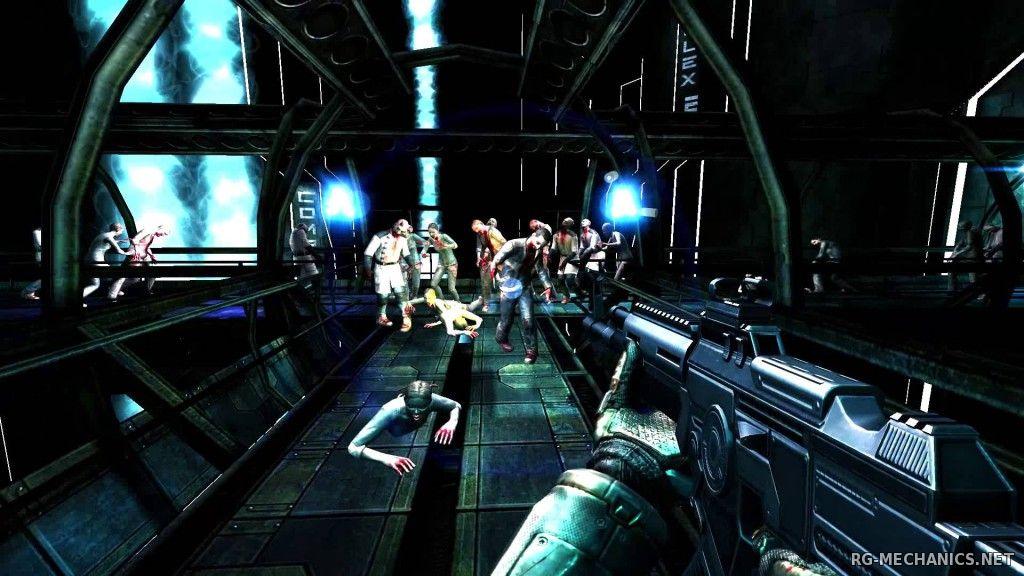 Скриншот к игре Dead Effect (2014) PC   RePack от R.G. Механики