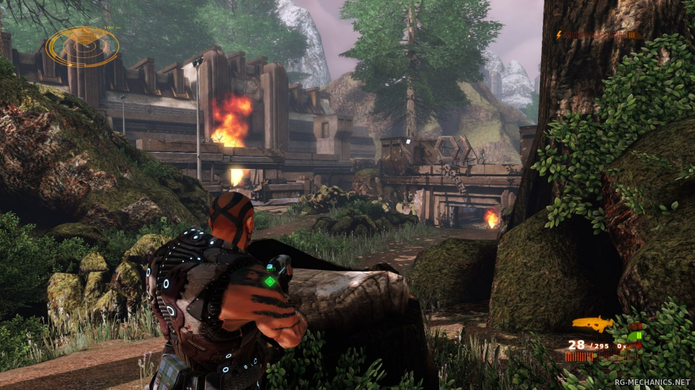 Скриншот к игре Scourge: Outbreak - Ambrosia Bundle [v 1.121] (2014) PC | RiP от R.G. Механики