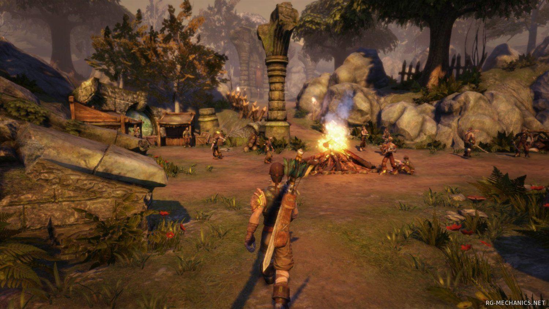 Скриншот к игре Fable Anniversary (2014) PC | RePack от R.G. Механики