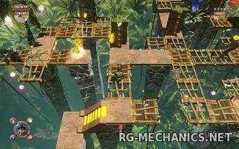 Скриншот к игре Hamilton's Great Adventure (2011) PC | RePack от R.G. Механики