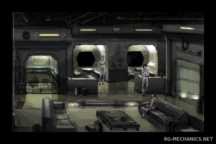 Скриншот к игре Gemini Rue: Заговор на Барракусе (2011) PC   RePack от R.G. Механики