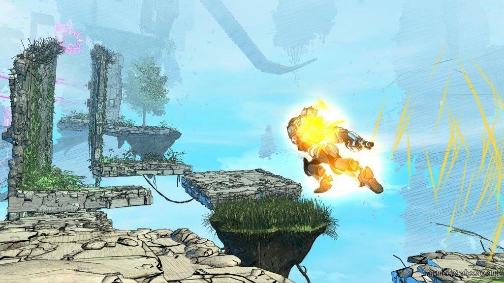 Скриншот к игре Cloudbuilt [Update 33] (2014) PC | RePack от R.G. Механики