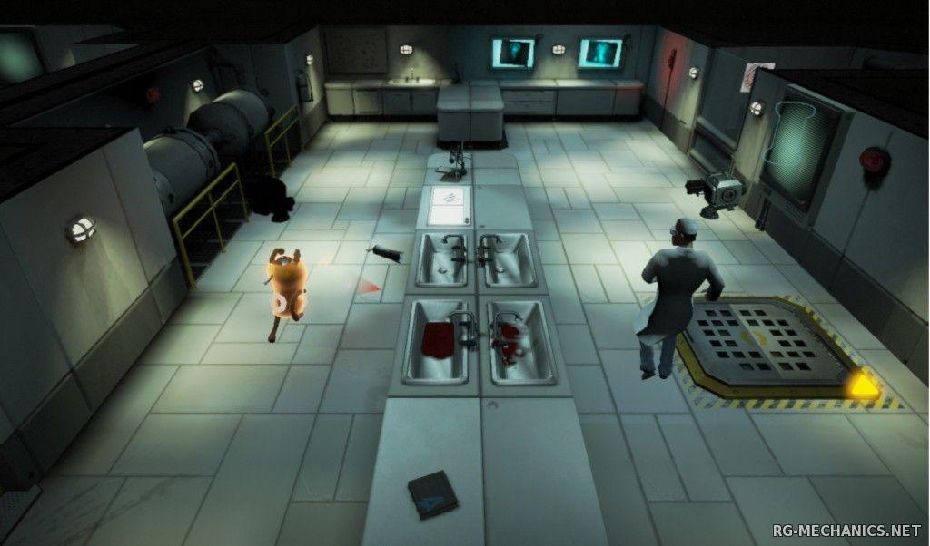 Скриншот к игре WARP (2012) PC   RePack от R.G. Механики