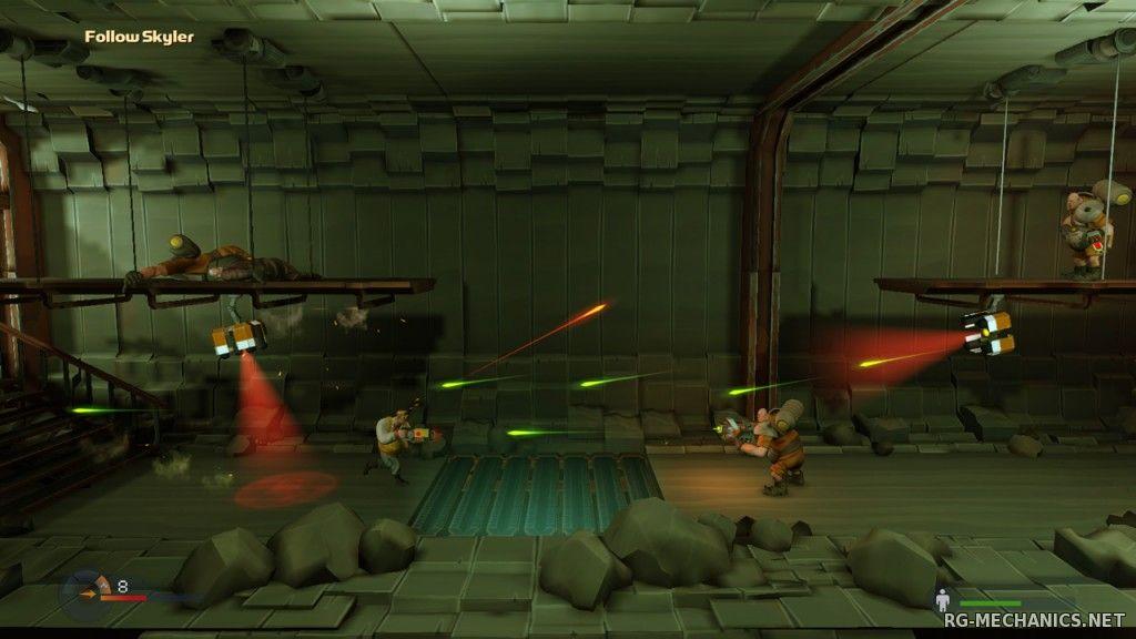 Скриншот к игре Rochard (2011) PC | RePack от R.G. Механики