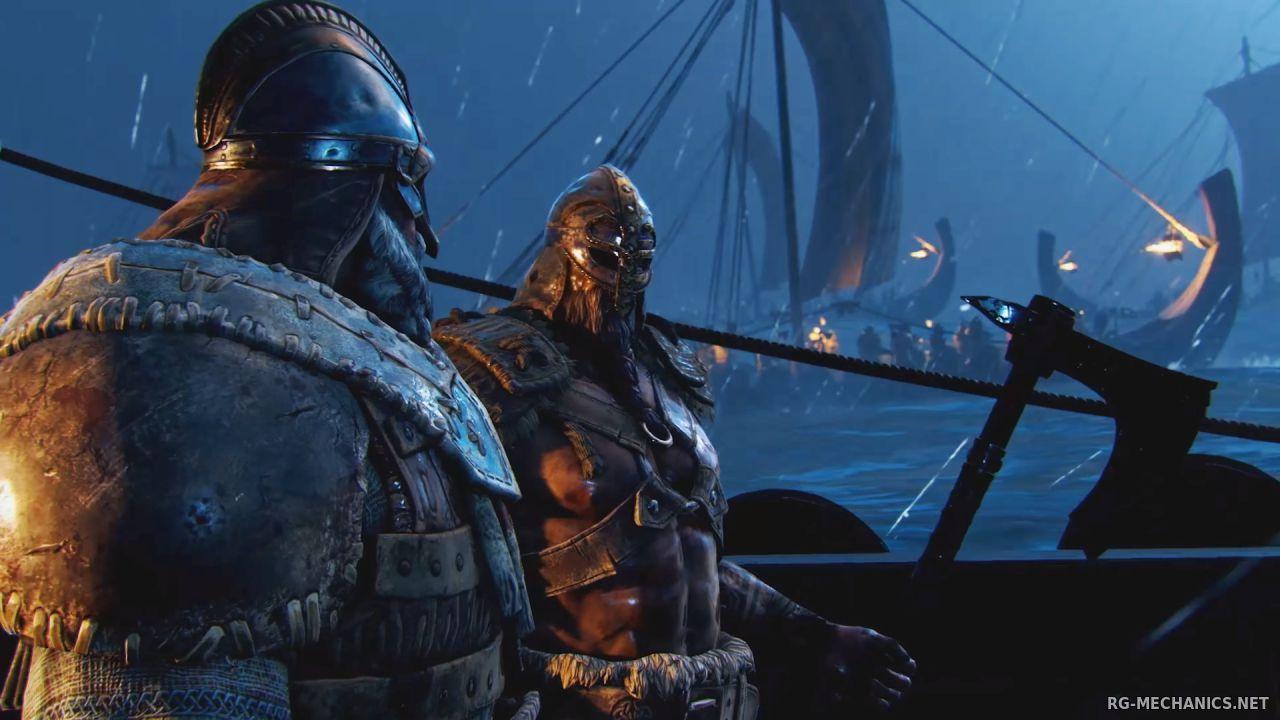 Скриншот к игре For Honor (2017)
