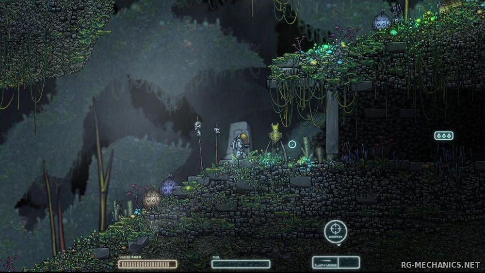 Скриншот к игре Capsized (2011) PC | RePack от R.G. Механики