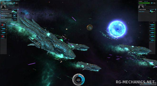 Скриншот к игре Endless Space [v 1.1.58] (2012) PC | RePack от R.G. Механики