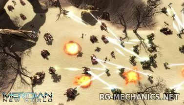 Скриншот к игре Meridian: New World [v 1.03] (2014) PC | RePack от R.G. Механики
