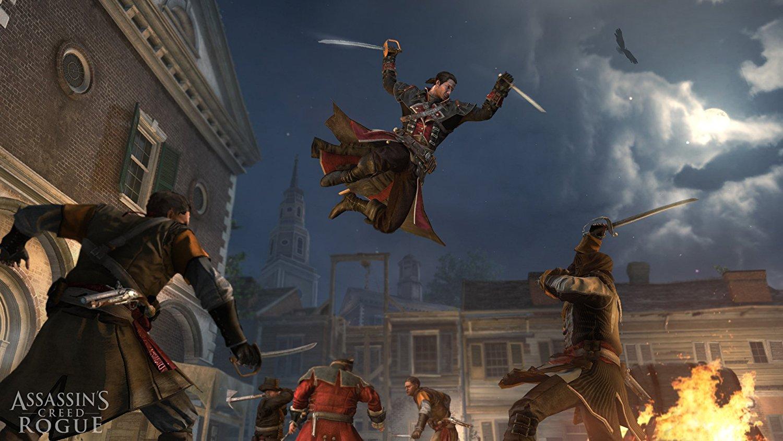 Скриншот к игре Assassin's Creed: Rogue (2015) PC   RePack от R.G. Механики