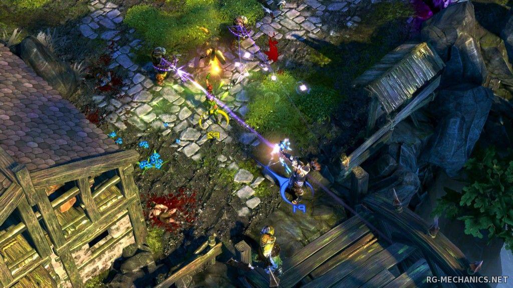 Скриншот к игре Sacred: Антология (2004-2014) PC   RePack от R.G. Механики