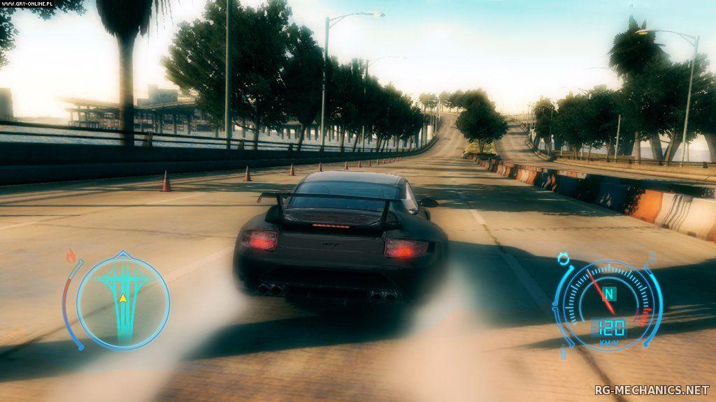 Скриншот к игре Need for Speed: Undercover (2008) PC | RePack от R.G. Механики