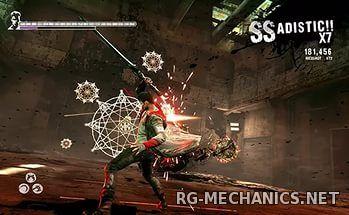 Скриншот к игре DmC: Devil May Cry (2013) PC | RePack от R.G. Механики