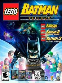 LEGO Batman - Trilogy (2008-2014)