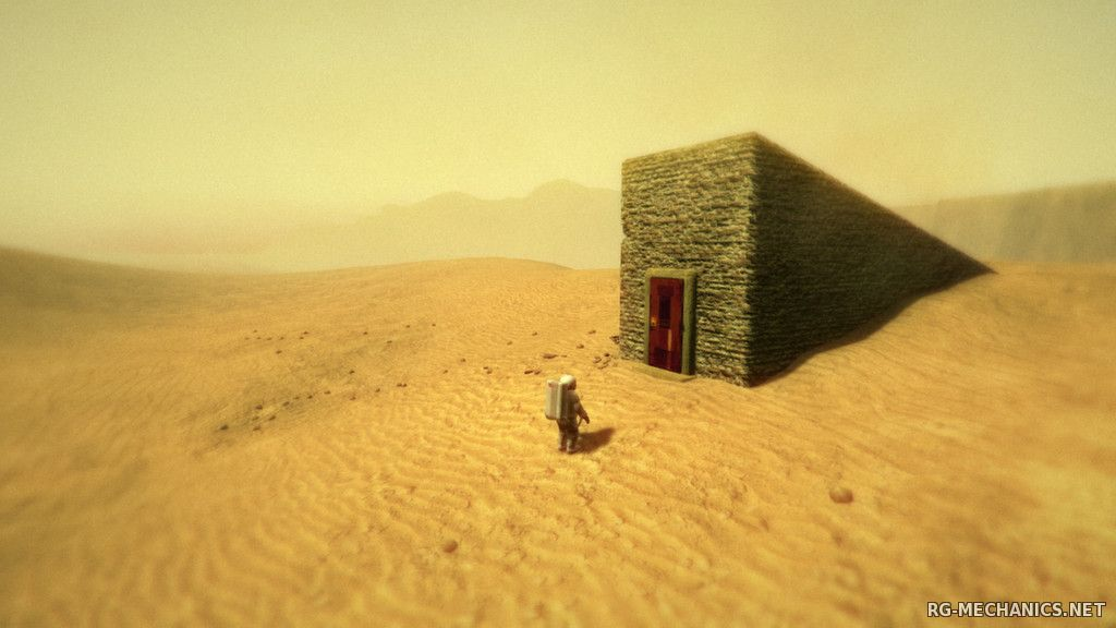 Скриншот к игре Lifeless Planet [v 1.4] (2014) PC | RePack от R.G. Механики