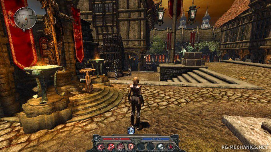 Скриншот к игре Divinity 2: Developer's Cut (2012) PC | RePack от R.G. Механики