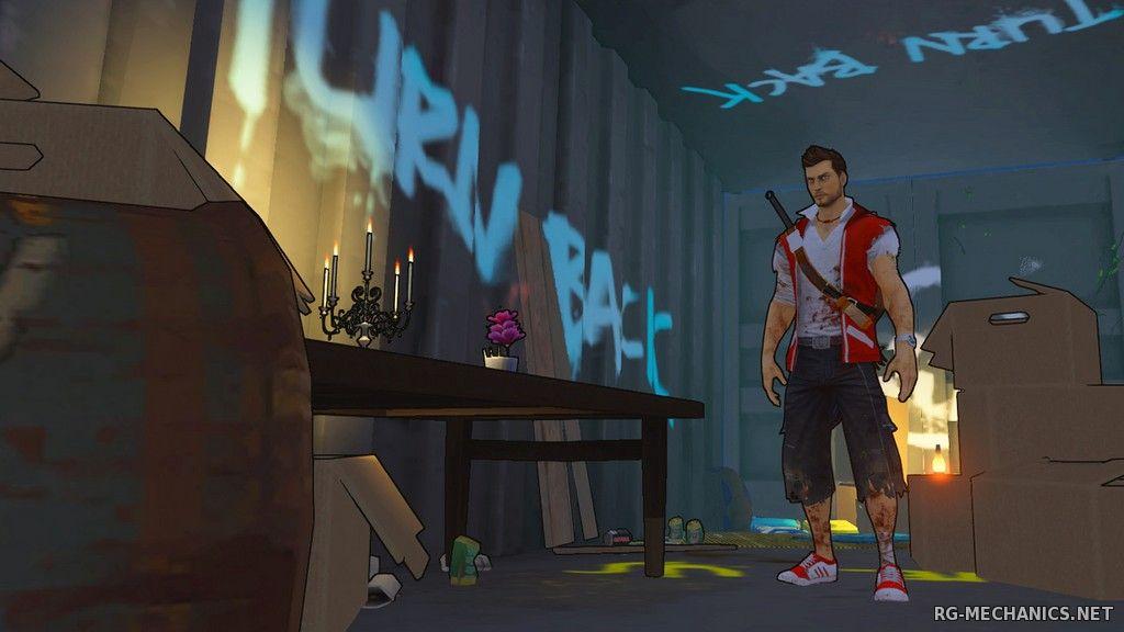 Скриншот к игре Escape: Dead Island [Update 2] (2014) PC | RePack от R.G. Механики