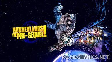 Скриншот к игре Borderlands: The Pre-Sequel [v 1.0.6 + 6 DLC] (2014) PC | RePack от R.G. Механики