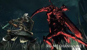 Скриншот к игре Dark Souls II - Дилогия (2014-2015) PC   RePack от R.G. Механики