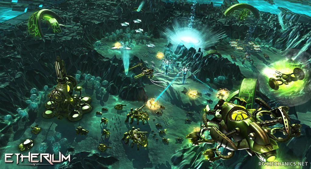 Скриншот к игре Etherium [Update 5] (2015) PC | RePack от R.G. Механики