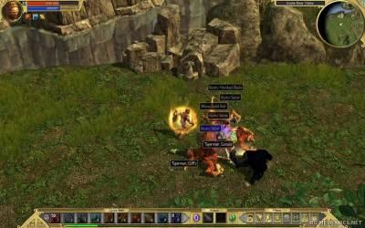 Скриншот к игре Titan Quest: Gold Edition (2006-2007) PC | RePack от R.G. Механики