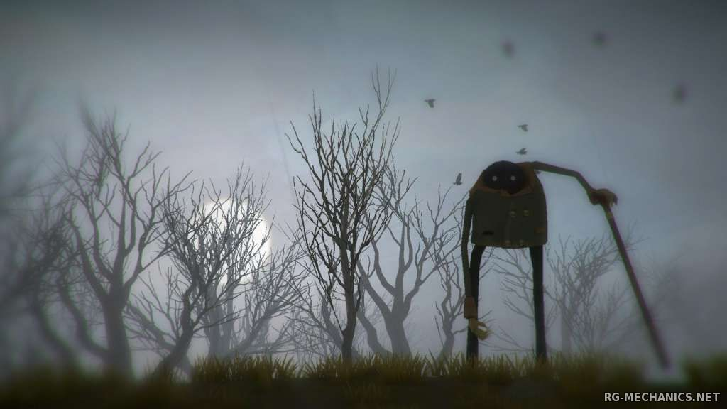 Скриншот к игре Sir, You Are Being Hunted (2014) PC | RePack от R.G. Механики