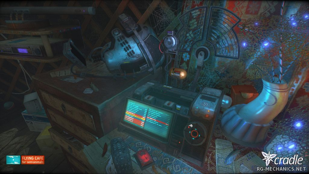 Скриншот к игре Cradle (2015) PC   RePack от R.G. Механики