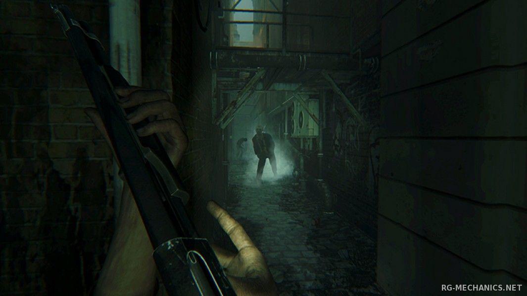 Скриншот к игре Zombi (2015) PC | RePack от R.G. Механики