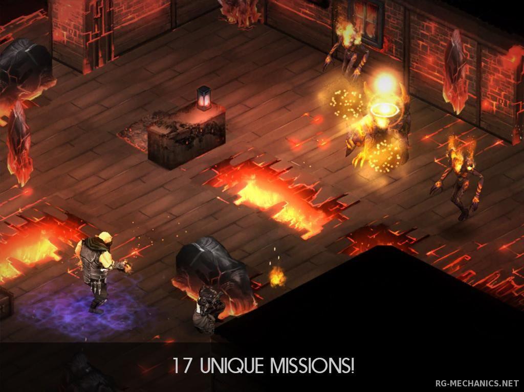 Скриншот к игре Shadowrun: Dragonfall - Director's Cut (2014) PC | RePack от R.G. Механики