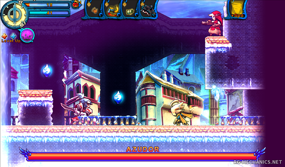 Скриншот к игре Valdis Story: Abyssal City (2013) PC | RePack от R.G. Механики