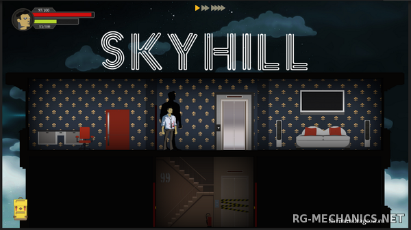 Скриншот к игре Skyhill [v 1.0.18] (2015) PC | RePack от R.G. Механики